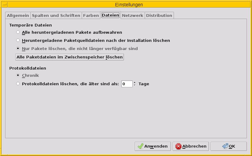 Debian-Paketmanagement