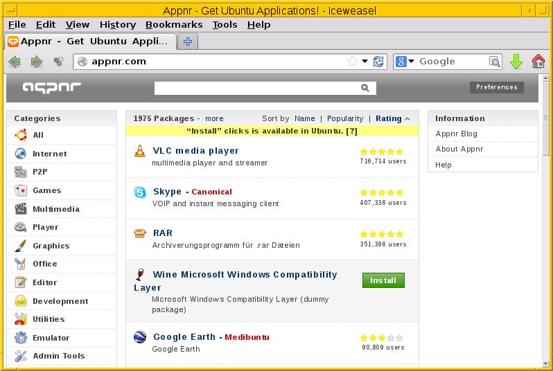 debian paketmanagementwerkzeuge werkzeuge zur paketverwaltung ueberblick webbasierte programme appnr
